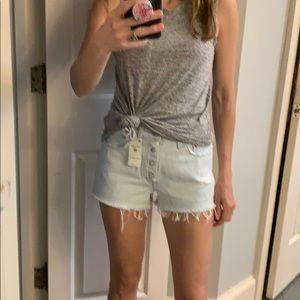 NEW Levi's 501 Cut Off Jean Shorts